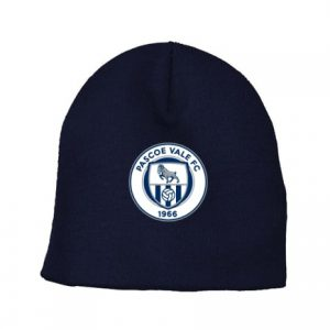 Pascoe Vale FC Supporters Beanie Navy